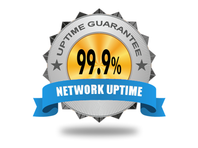 A 99.9% Network Uptime